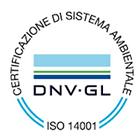 Certificazione di sistema ambientale